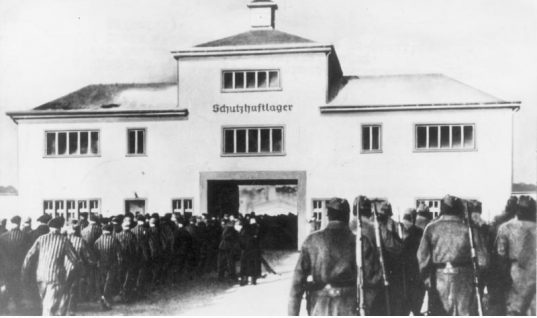 Sachsenhausen – rædslernes sted nord for Berlin