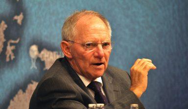 Wolfgang Schäuble – 45 år i det tyske parlament