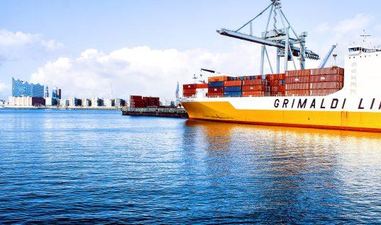 Havnerundfart – blandt giganter