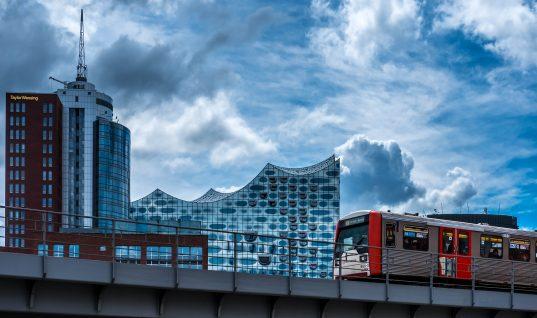 Nemt og bekvemt – U-Bahn i Hamburg