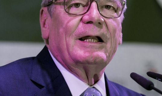 Joachim Gauck – en præsident og en Bjørn