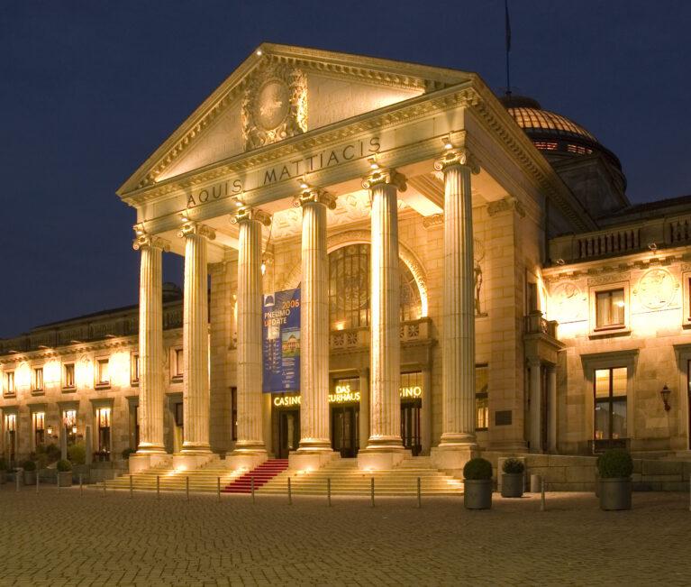Wiesbaden – hovedstaden i Hessen