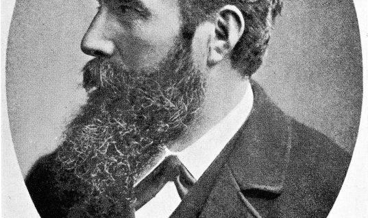 Wilhelm Conrad Röntgen – en af de store opfindere