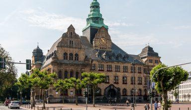 Recklinghausen – hjemstavn for en af de helt særlige komikere