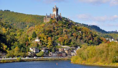 Die Reichsburg – et eventyrligt slot i Cochem