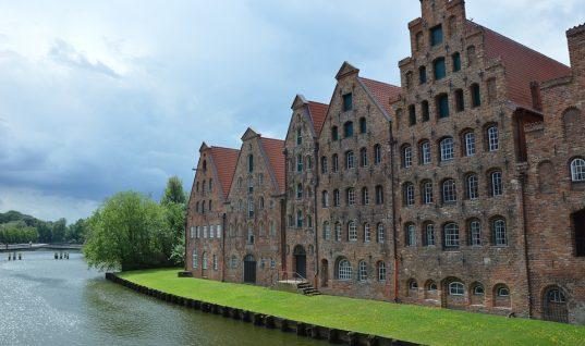 Literaturmuseum Buddenbrookhaus i Lübeck