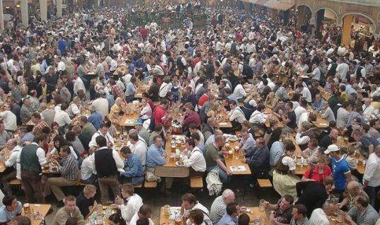 Oktoberfest – øl, øl og mere øl