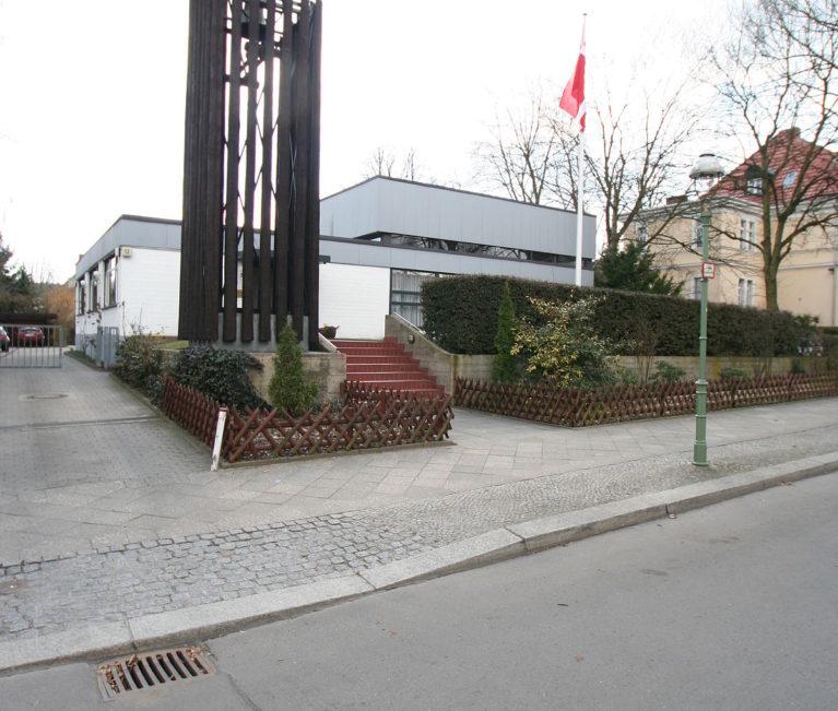 """Am 08.Dezember wird die Christians Kirke in Berlin 105 Jahre alt und ist damit die  """"Älteste dänische Kirche im Ausland"""""""