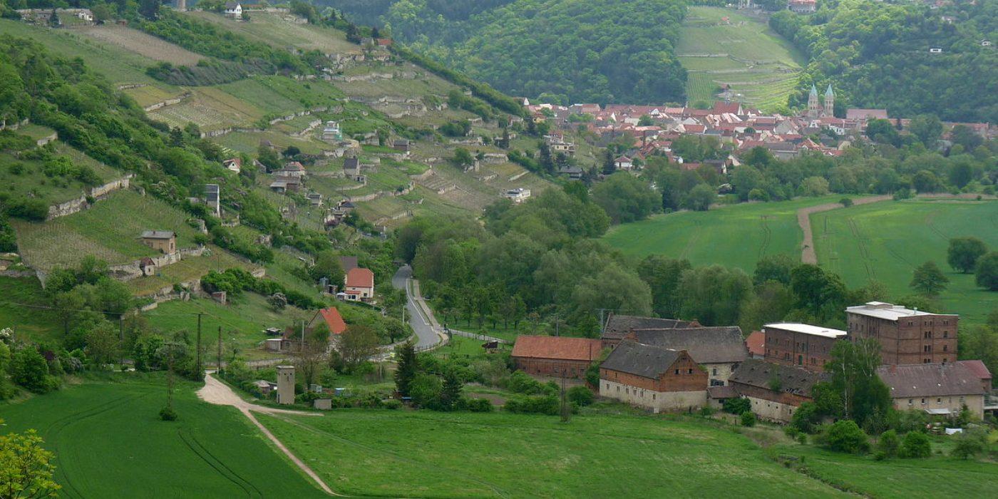 Nordens Toscana – vin og vandring