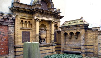 Den jødiske kirkegård – midt i Berlin