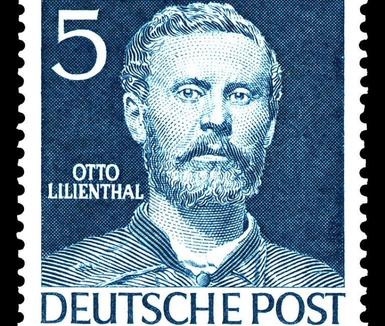 Was sagt dir der Name Otto Liliental?