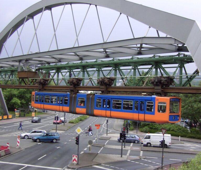 Wuppertaler Schwebebahn, was ist das?