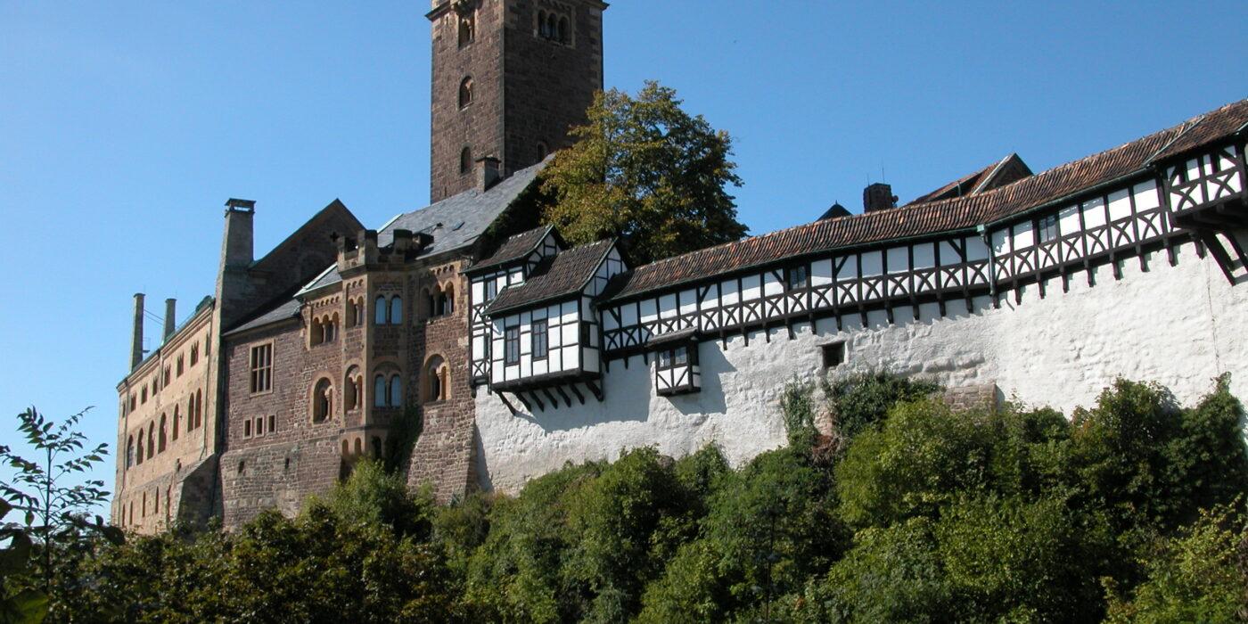 Wartburg – fra slot til skrot