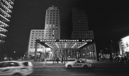 Potsdam – man tror jo nærmest man stadig er i Berlin, men nej!