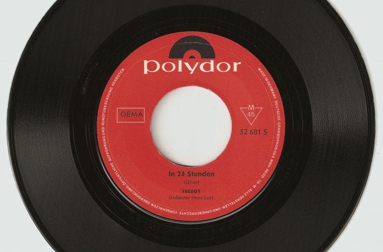 Schon 1948 hieß das Zauberwort Vinyl