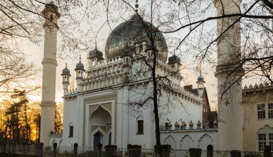 Die älteste Moschee Deutschlands, natürlich in Berlin.