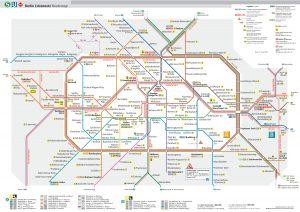 Offentlig tranport i Berlin