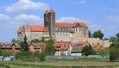 Kirke i Quedlinburg
